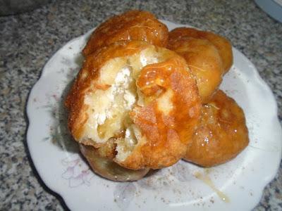 Kρητικές αγνόπιτες και γλυκές και με τυρί!!