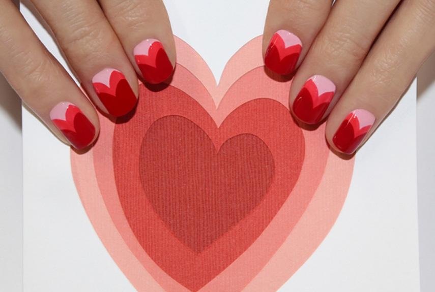 25+ τέλεια σχέδια νυχιών για την ημέρα του Αγίου Βαλεντίνου που θα λατρέψετε!