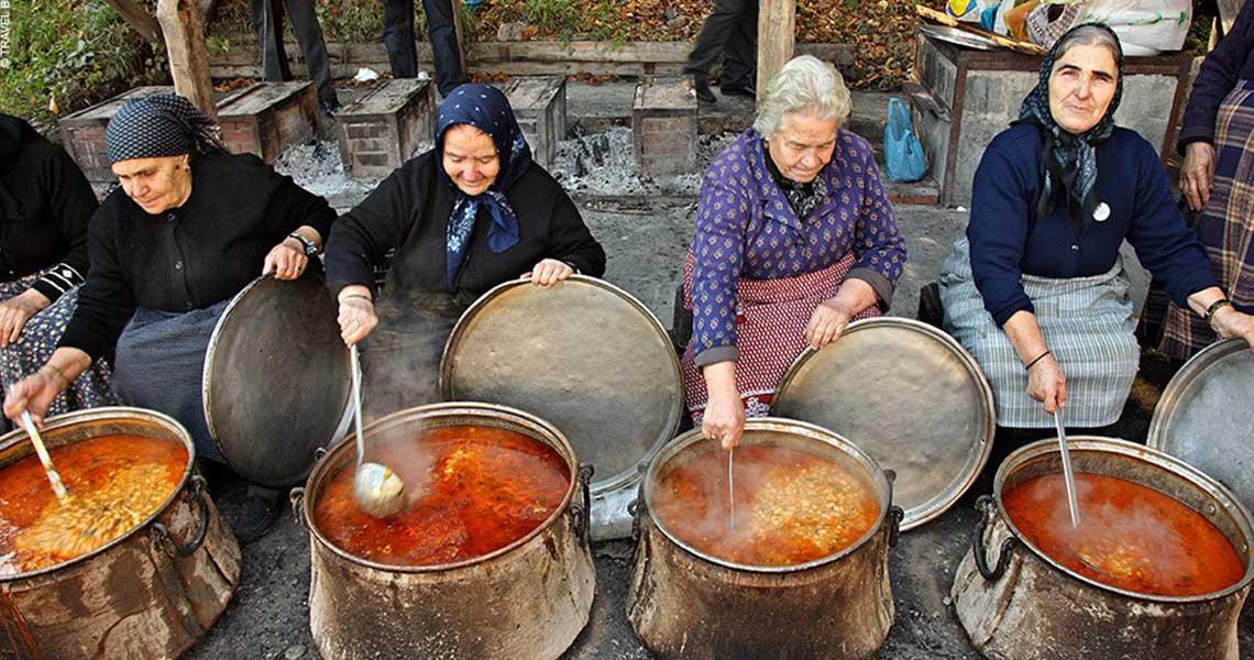 Έξι Παραδοσιακά Ελληνικά φαγητά που χάθηκαν με τα χρόνια