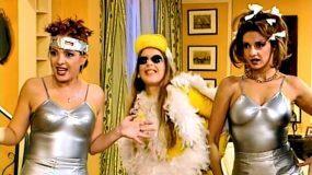Το τερμάτισαν: Τολμηρές κυρίες ντύθηκαν στο καρναβάλι «Πατ Κιούτ» και… σάρωσαν (Pic)