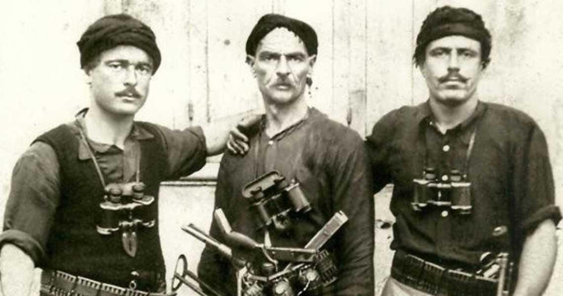Απίστευτο! Βρέθηκε «σωσίας» του Μπραντ Πιτ και ήταν Κρητικός αντάρτης στην Κατοχή