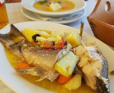 Φανταστική, υγιεινή Ψαρόσουπα με λαχανικά!