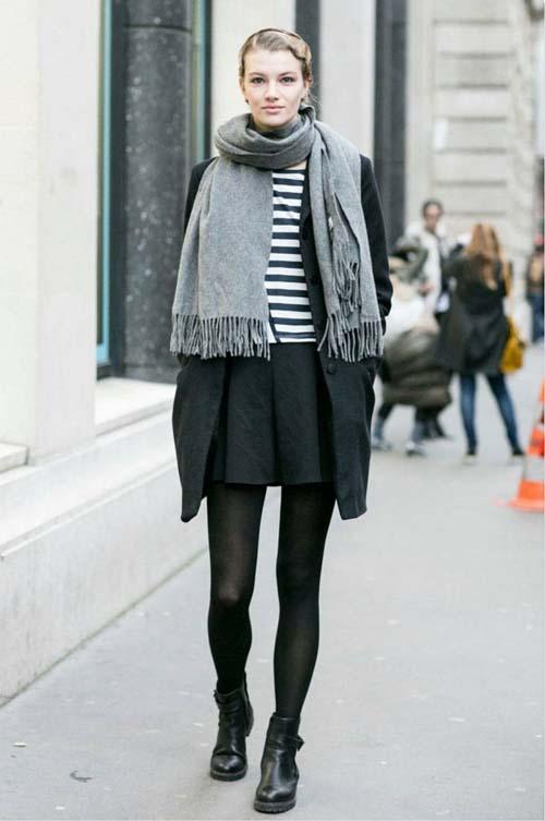 10 υπέροχοι τρόποι για να δeσεις ένα κασκόλ και να μεταμορφώσεις εντελώς το ντύσιμο σου