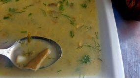 Απίθανη Μανιταρόσουπα, πανεύκολη και πολύ νόστιμη δεν σταματάς στο ένα πιάτο!