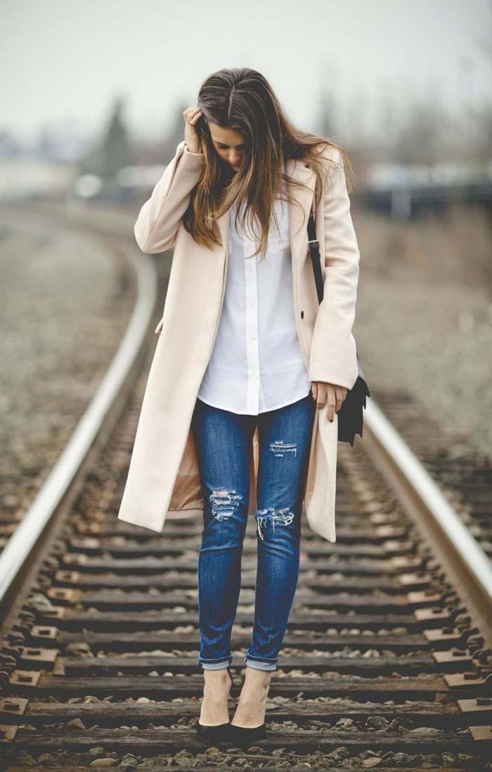 18 υπέροχες προτάσεις για το πως να φορέσεις το τζιν σου και να ξεχωρίσεις!