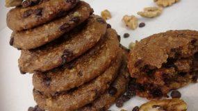 παναφράτα, μυρωδάτα, πεντανόστιμα cookies με αβοκάντο και μήλα που λατρεύουν τα μικρά και τα πολύ μικρά παιδιά...