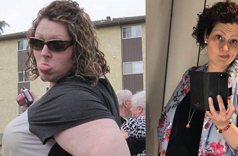 Αυτή η γυναίκα έκανε 3 απλά πράγματα που την συμβούλευσε ο διατροφολόγο της και κατάφερε και έχασε 68 κιλά