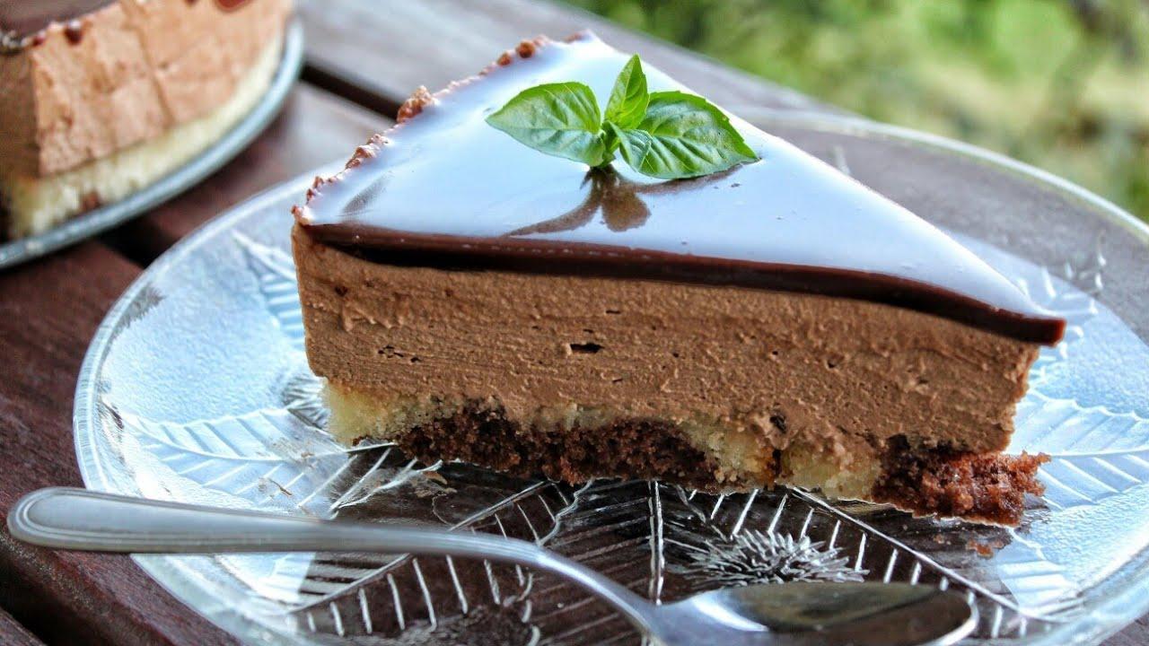 Εύκολη και Πεντανόστιμη Πάστα Σοκολάτας - The best Chocolate Cake Ever