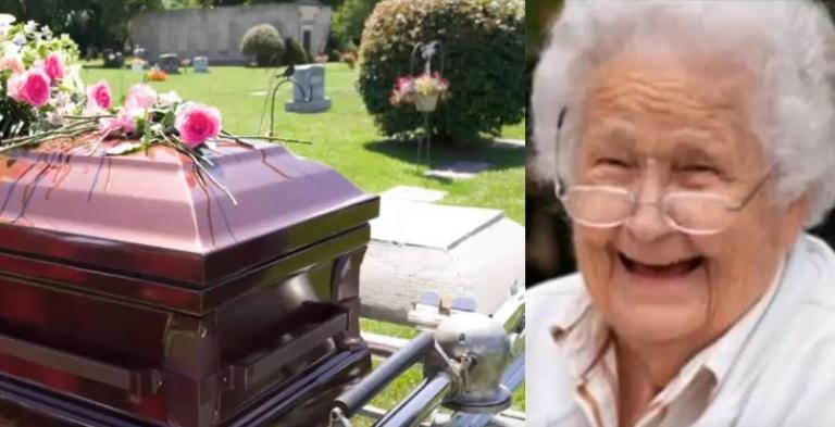 Ηλικιωμένος άνδρας ζήτησε όταν πεθάνει να τον θάψουν με τα λεφτά του και η γυναίκα του σκαρφίστηκε κάτι καλύτερο