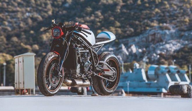 Η πρώτη ελληνική μοτοσικλέτα είναι γεγονός και είναι έτοιμη να κατακτήσει τις διεθνείς αγορές