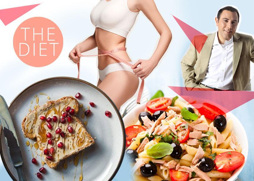 Η θαυματουργή δίαιτα του Δημήτρη Γρηγοράκη που ενισχύει το μεταβολισμό και διπλασιάζει τις καύσεις