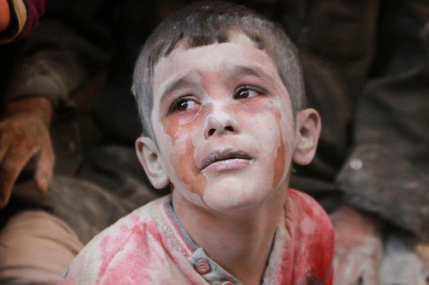 «Κάντε ησυχία όταν τα παιδιά κοιμούνται, όχι όταν τα σκοτώνουν»