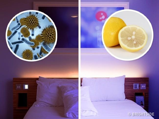 Πριν πάτε για ύπνο βάλτε ένα κομμένο λεμόνι δίπλα σας και δείτε τι θα συμβεί....