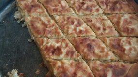 Παραδοσιακή νηστίσιμη πίτα από Καλαμπάκα σκέτο γλύκισμα με 2 μόνο υλικά !!!!