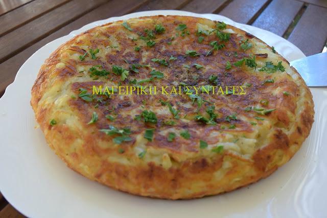 Εύκολη πατατόπιτα στα γρήγορα με απίθανη γεύση