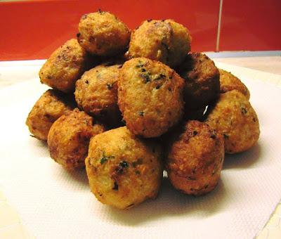 Ρεβυθοκεφτέδες με πατάτα !!!Σκέτη νοστιμιά!!