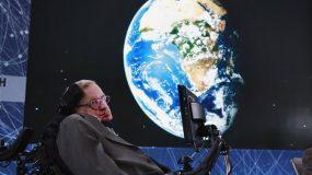 Πέθανε ο Βρετανός θεωρητικός φυσικός Στίβεν Χόκινγκ