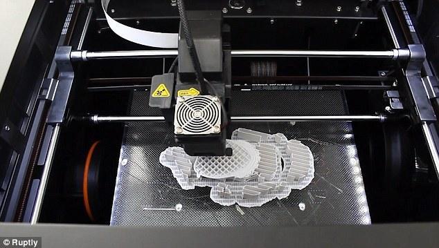 Πρωτοποριακή τεχνολογία επιτρέπει την 3D εκτύπωση μοντέλου ενός αγέννητου παιδιού