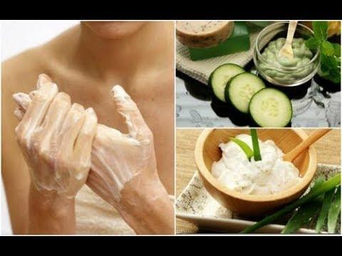 Φανταστικές φυσικές θεραπείες για να δείχνουν τα χέρια σας πιο νέα από ποτέ