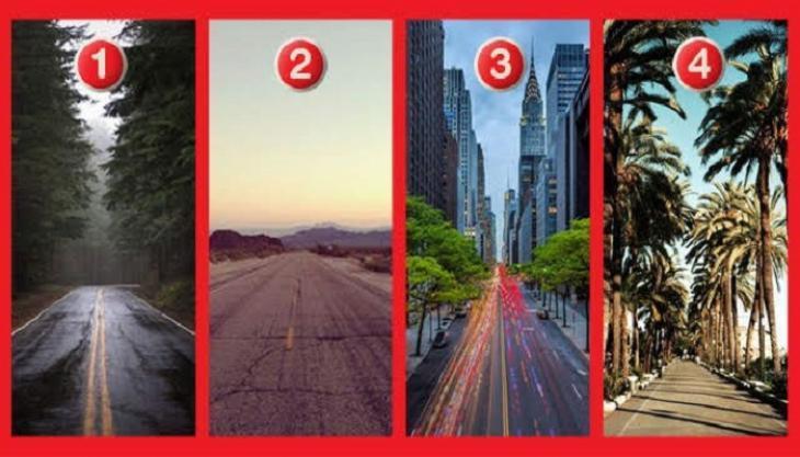 Εσύ ποιον δρόμο θα επέλεγες; Δες τι δείχνει η απάντηση για σένα!