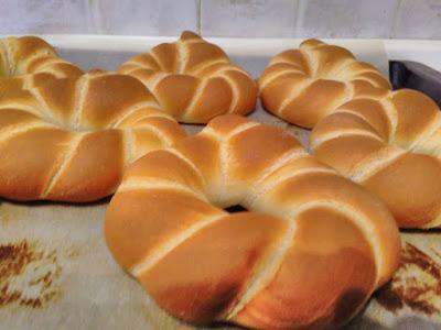Πεντανόστιμα αιγυπτιακά ψωμάκια!
