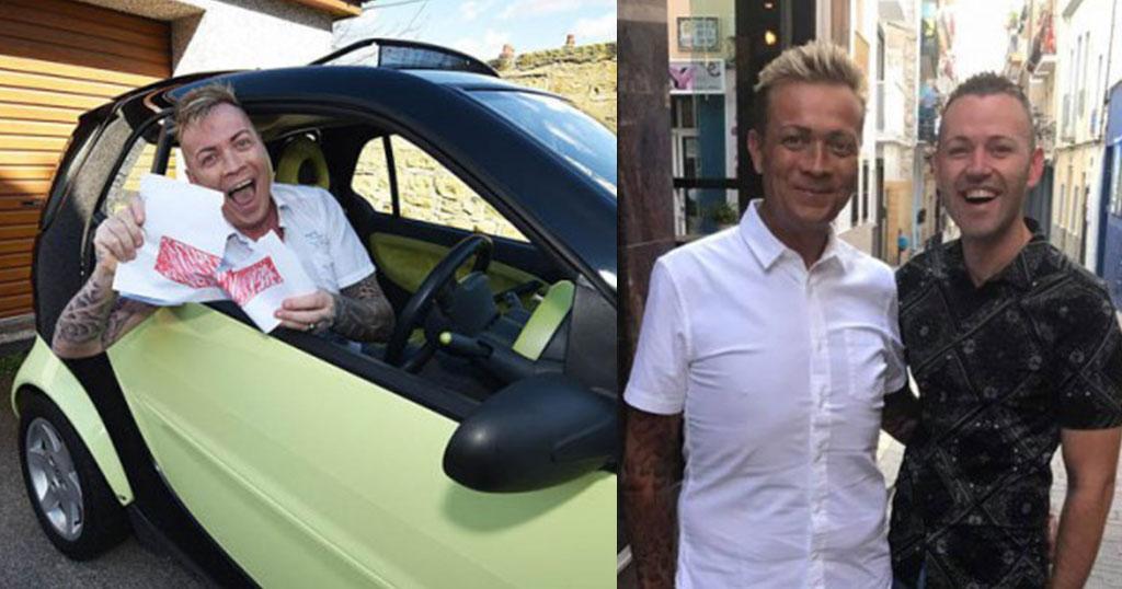 Απίστευτο!!Αυτός ο άνδρας κατάφερε και πήρε το δίπλωμα οδήγησης μετά από 33 απόπειρες, 14 δασκάλους και 25 χρόνια μαθημάτων