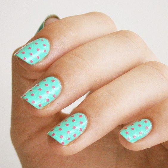 21 εντυπωσιακά Ανοιξιάτικα Manicure!