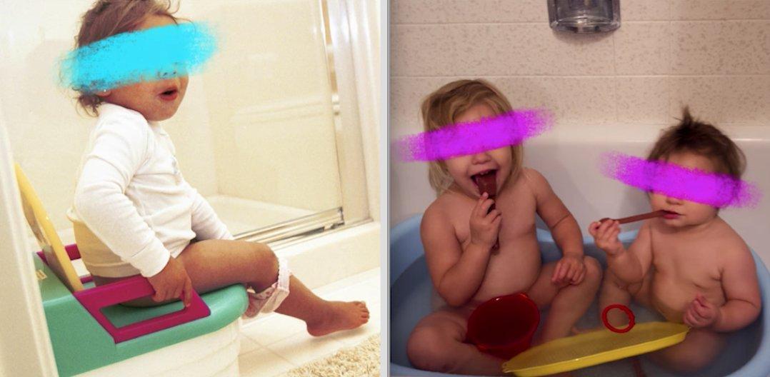 Αν είσαι γονιός πρέπει να δεις αυτά τα 60 δευτερόλεπτα πριν ξαναδημοσιεύσεις φωτογραφία του παιδιού σου στα social media!