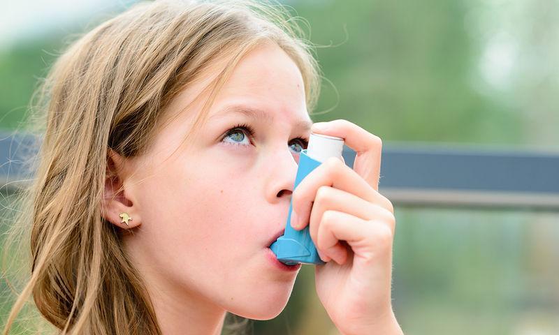 Άσθμα στην παιδική ηλικία: Ο λόγος που αυξάνει τον κίνδυνο αθηροσκλήρωσης
