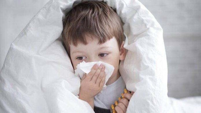 Γονείς προσοχή! Έρχεται δεύτερο κύμα γρίπης!