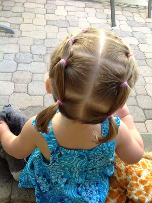 63 εκπληκτικά χτενίσματα για κοντά μαλλιά (+ παιδικά)!