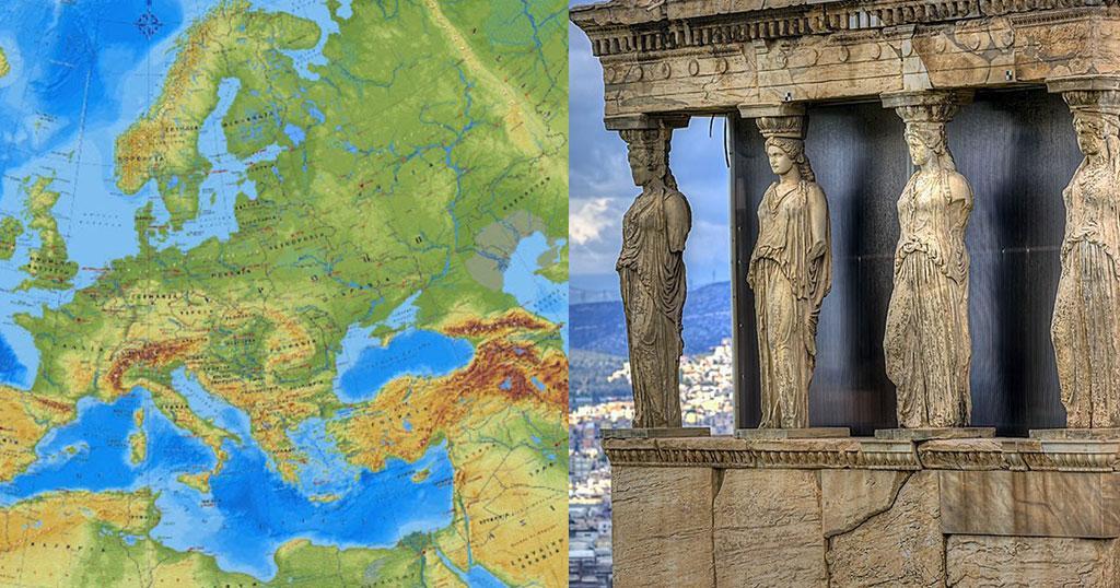 Απίστευτο!Δεν υπάρχει ήπειρος χωρίς, μία τουλάχιστον, πόλη με Ελληνικό όνομα.
