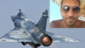 Τραγωδία στην πολεμική αεροπορία- ο άτυχος πιλότος του Mirage 2000 – 5 που έπεσε στη Σκύρο ήταν πατέρας 2 παιδιών