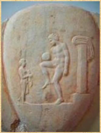 Σε ανασκαφές στην Σαμοθράκη βρέθηκε η πρώτη μπάλα ποδοσφαίρου!