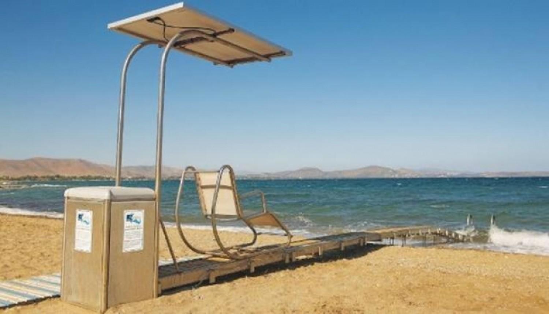 Έντονο ενδιαφέρον υπάρχει από τους δήμους για την τοποθέτηση μηχανισμών  σε θάλασσες και παραλίες για ΑμεΑ