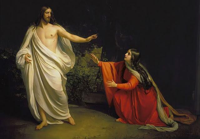 Ο Χριστός μετά το γεγονός της Ανάστασης, πέρασε ακόμα 40 ημέρες στη γη... Σε ποιούς εμφανίστηκε;