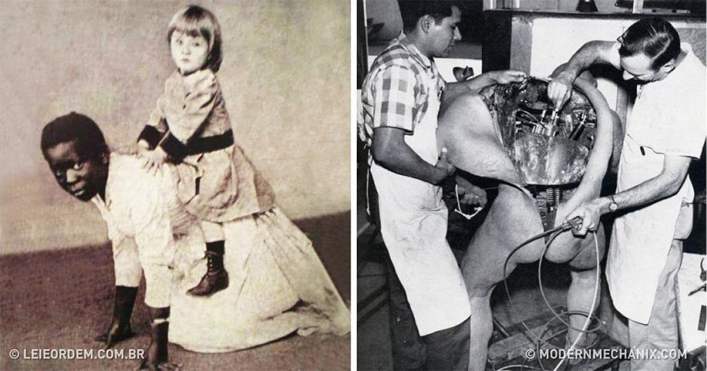 20 φωτογραφίες που απεικονίζουν παράξενα πράγματα που ήταν απολύτως φυσιολογικά στο παρελθόν