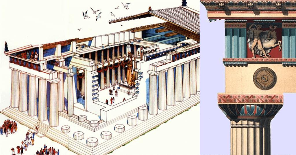 Να γιατί ο Παρθενώνας μένει όρθιος επί 2.500 χρόνια ενώ δεν έχει θεμέλια
