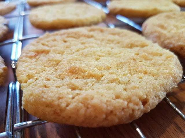 Cookies πορτοκαλιού! Μυρωδάτα!! Εύκολα και γρήγορα !!