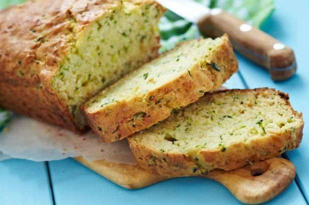 Φανταστικό Αλμυρό κέικ με λαχανικά και φέτα !!