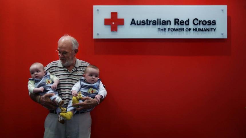 Άντρας με το σπάνιο αίμα έσωσε εκατομμύρια μωρά και χάρισε ζωή για μια τελευταία φορά