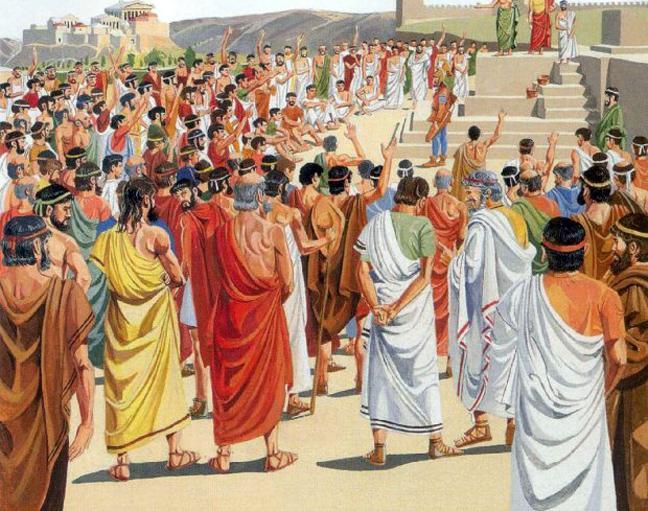 Αυτοί ήταν οι όροι και οι  προϋποθέσεις για να γίνει κάποιος βουλευτής στην Αρχαία Ελλάδα,