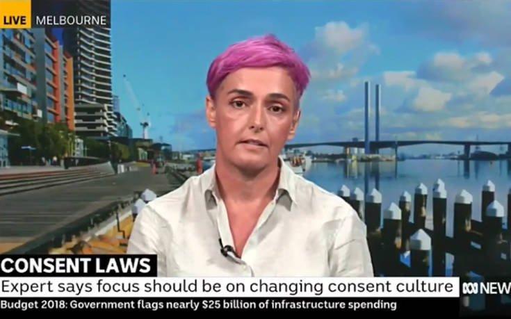 Mια γυναίκα από την Αυστραλία αναφέρει: Οι γονείς «πρέπει να παίρνουν τη συγκατάθεση» των… μωρών για να τους αλλάζουν πάνα