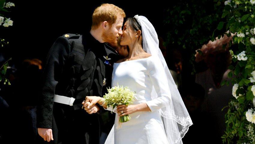 Μια μικρή (κακιασμένη) Θεά: Το ύφος της πρώην του πρίγκιπα Χάρι στον γάμο του τα είπε όλα (Pics)
