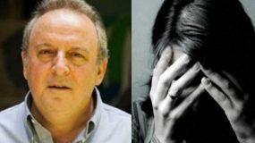 """Το κείμενο """"γροθιά στο στομάχι"""" του  Καμπουράκη για την παρέα της κόρης του που συγκλονίζει"""