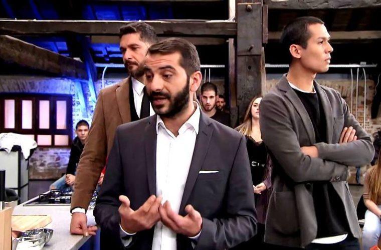 Κριτής του MasterChef εκτίθεται ανεπανόρθωτα: Το βίντεο – πρόκληση από την εποχή που δεν ήταν γνωστός