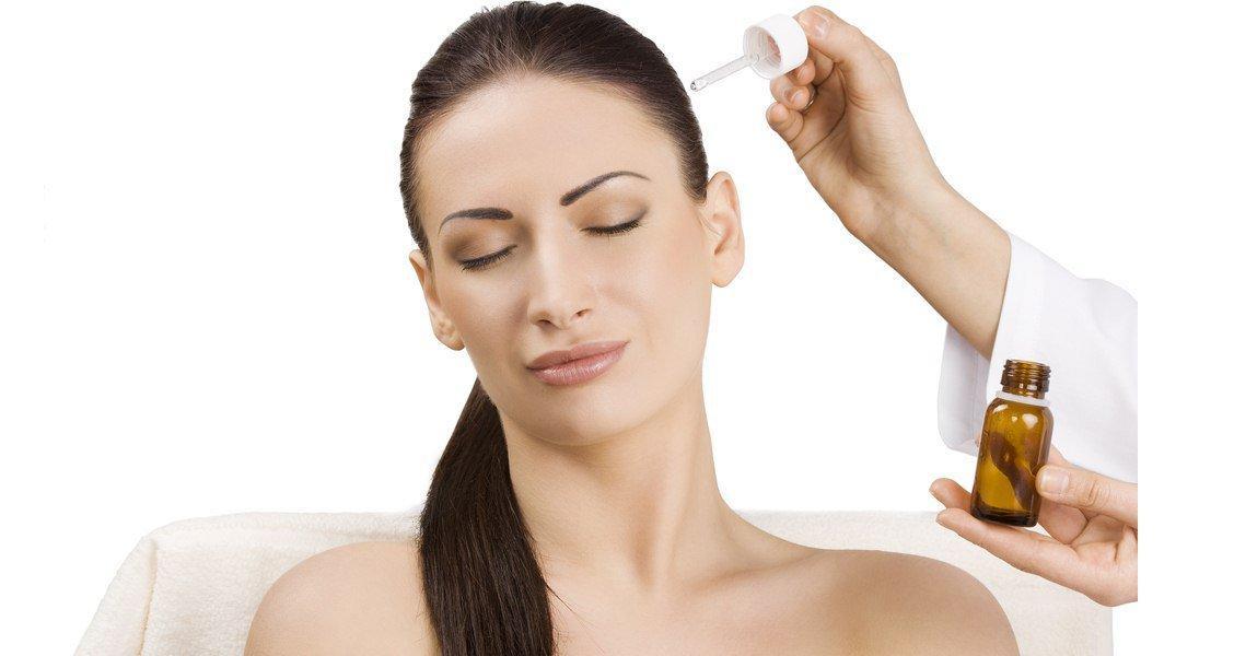 Φτιάξτε λάδι μαλλιών κατά της τριχόπτωσης
