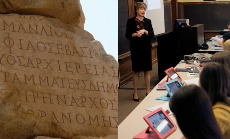 Βέλγιο: Μαθητές δευτεροβάθμιας εκπαίδευσης διαδηλώνουν γιατί θέλουν να συνεχίζουν να διδάσκονται Αρχαία Ελληνικά