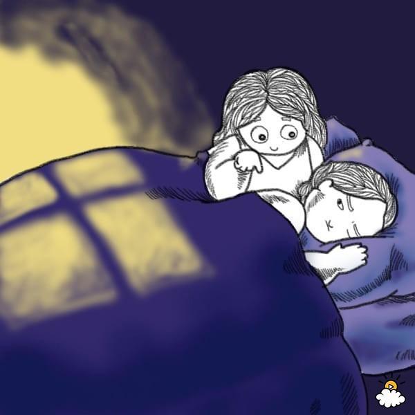 Για αυτό το λόγο δεν πρέπει ποτέ να σηκώνεστε από το κρεβάτι τη νύχτα για να ουρήσετε