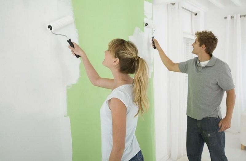 Δεν φαντάζεστε πόσο εύκολα μπορεί να ξεμυρίσει το σπίτι σας μετά το βάψιμο!Δείτε πως!!!